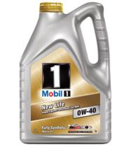Accesorios ACEITE MOBIL1 - Aceite mobil new life 0w40  5litros