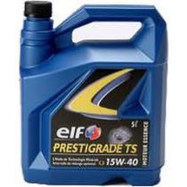 Accesorios ACEITE ELF 1 - Aceite elf pestigrade ts 15w40   5l.