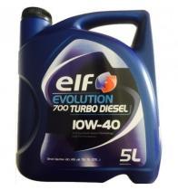 Accesorios ACEITE ELF 2 - Aceite elf  turbo diesel    10w40    5litros